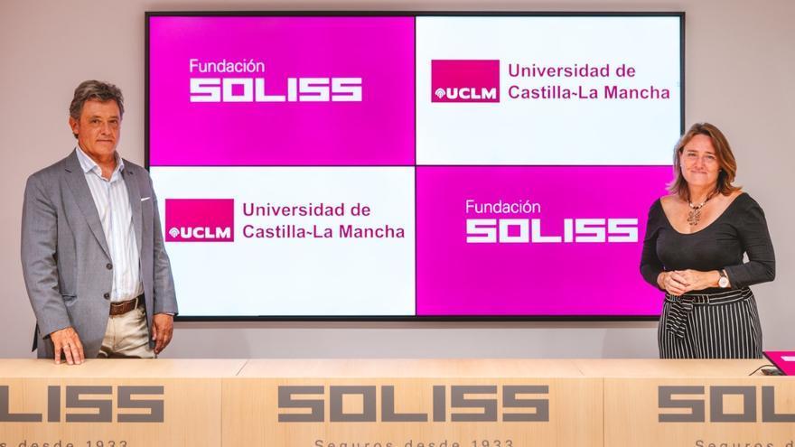 Beatriz Larraz, directora de la Cátedra del Tajo creada por la Fundación Soliss y la UCLM