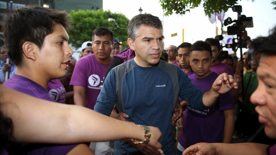 La fiscalía peruana investiga a ex candidato presidencial por caso Odebrecht