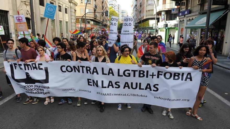 Estudiantes piden formar a docentes en contenidos LGTBI