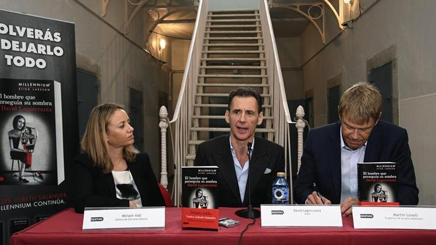 """La saga Millennium da un paso más en la """"lucha contra las injusticias"""""""