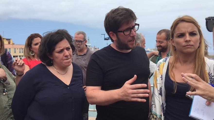 """Urbán dice tras la marcha de Monedero que lo importante es que Podemos siga siendo una """"organización viva"""""""