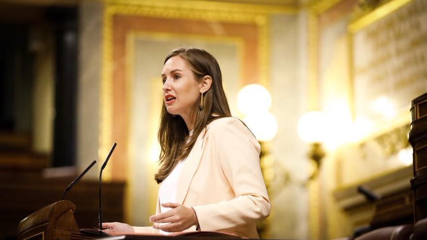 La diputada de Ciudadanos Melisa Rodríguez