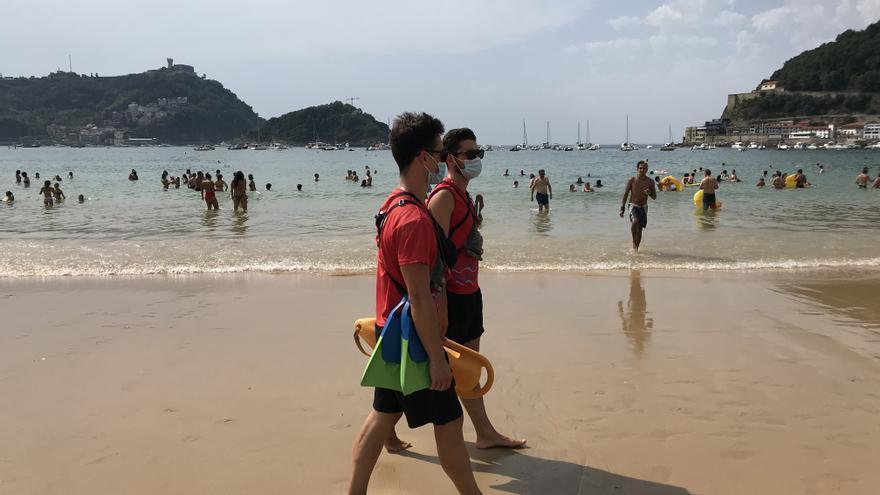 """La responsable de Turismo dice que Euskadi es un """"destino seguro"""" y aboga por activarlo sin caer en un """"falso optimismo"""""""