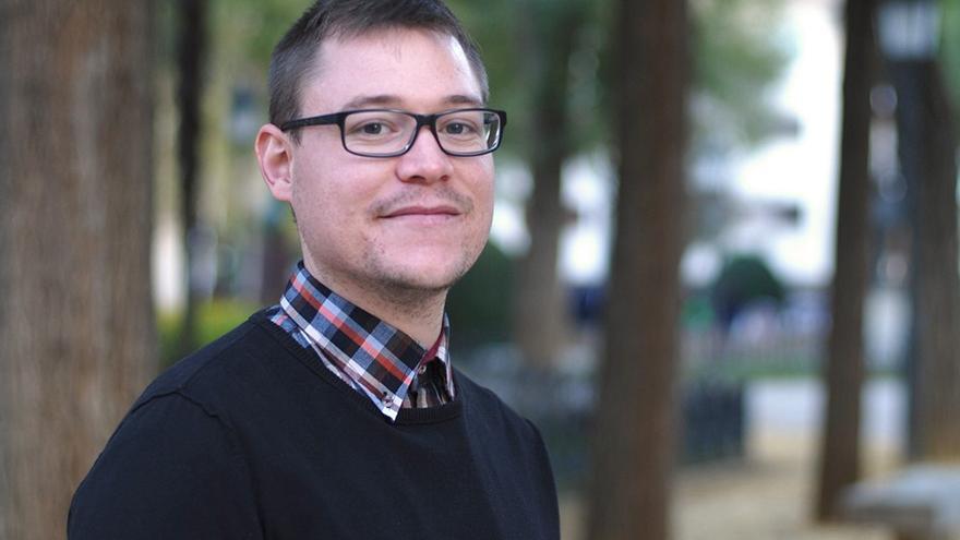 Pedro Mellado, coordinador provincial de IU
