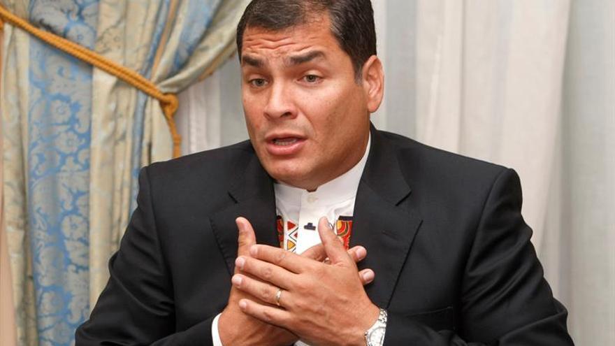 Correa acusa a hackers desde EE.UU. de ataque web a ente electoral de Ecuador
