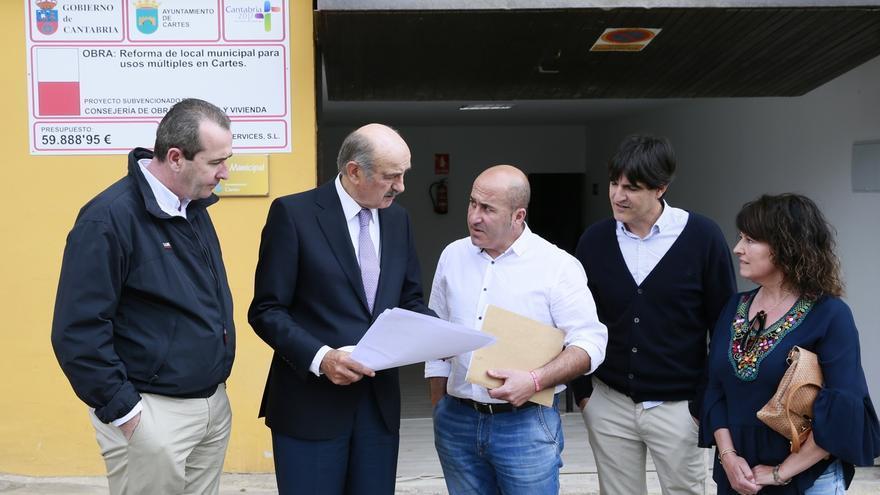 Inaugurada la reforma de un edificio municipal para usos sociales y culturales