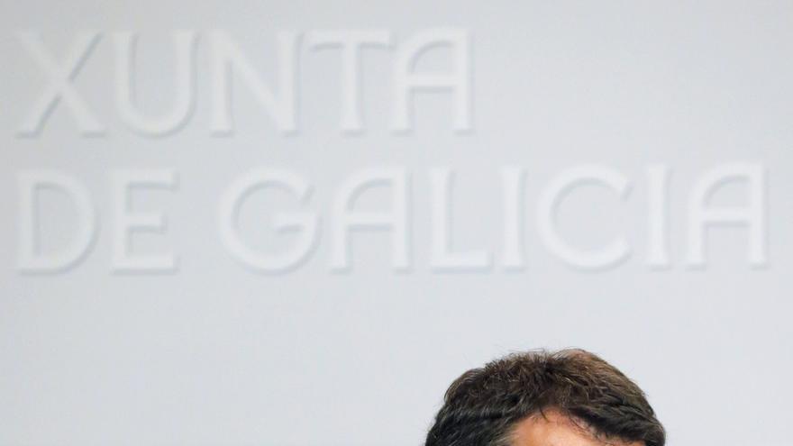 """Feijóo anuncia el encendido del """"corazón digital"""" de Galicia en la Ciudad de la Cultura"""