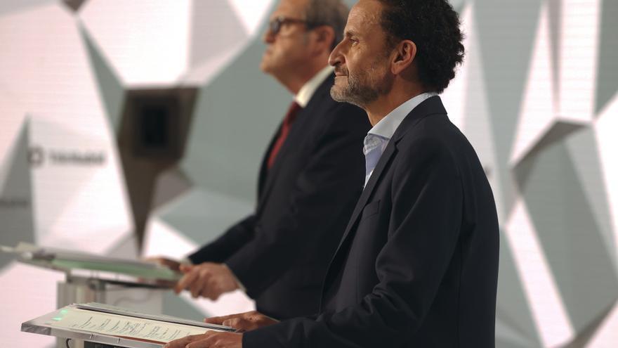 El candidato a la presidencia de la Comunidad de Madrid por Ciudadanos, Edmundo Bal.
