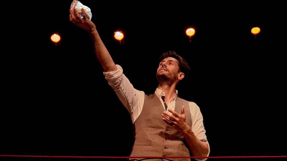 Juan Diego Botto lleva a los teatros 'Una noche sin luna', con textos de Lorca y dirección de Peris-Mencheta