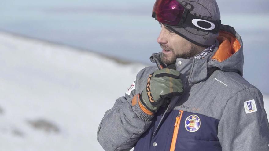 Israel Planas, seleccionador de snowboard cross, fallecido a los 40 años