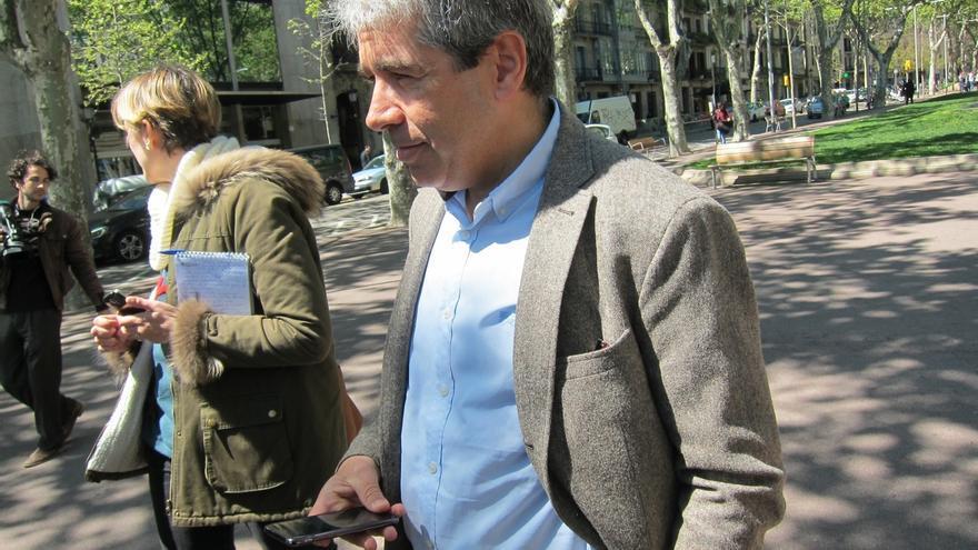 Sílvia Requena se plantea disputar las primarias de CDC a Francesc Homs