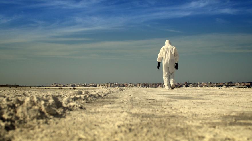Fotograma del documental 'Un lugar diferente'.