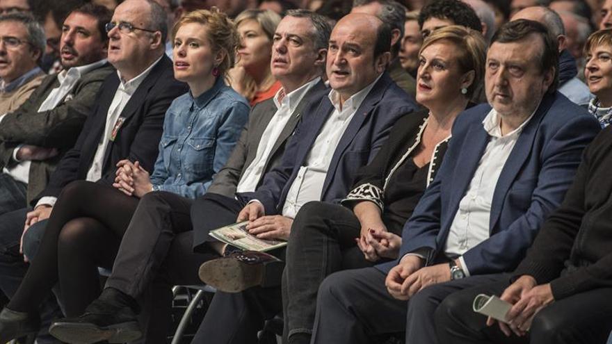 Ortuzar: El objetivo de PNV es una Euskadi libre y su reconocimiento nacional