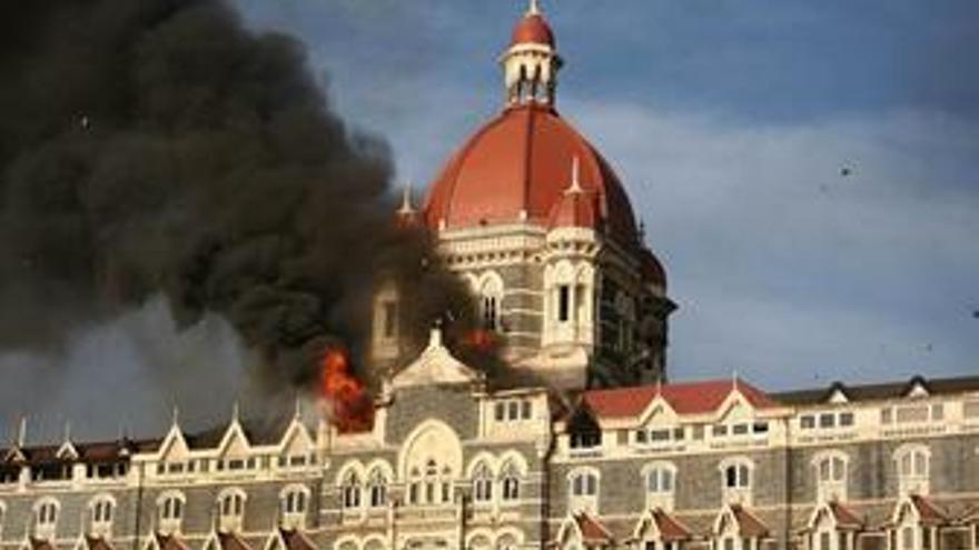 Detenidos dos personas en Italia relacionadas con la masacre de 2008 en Bombay