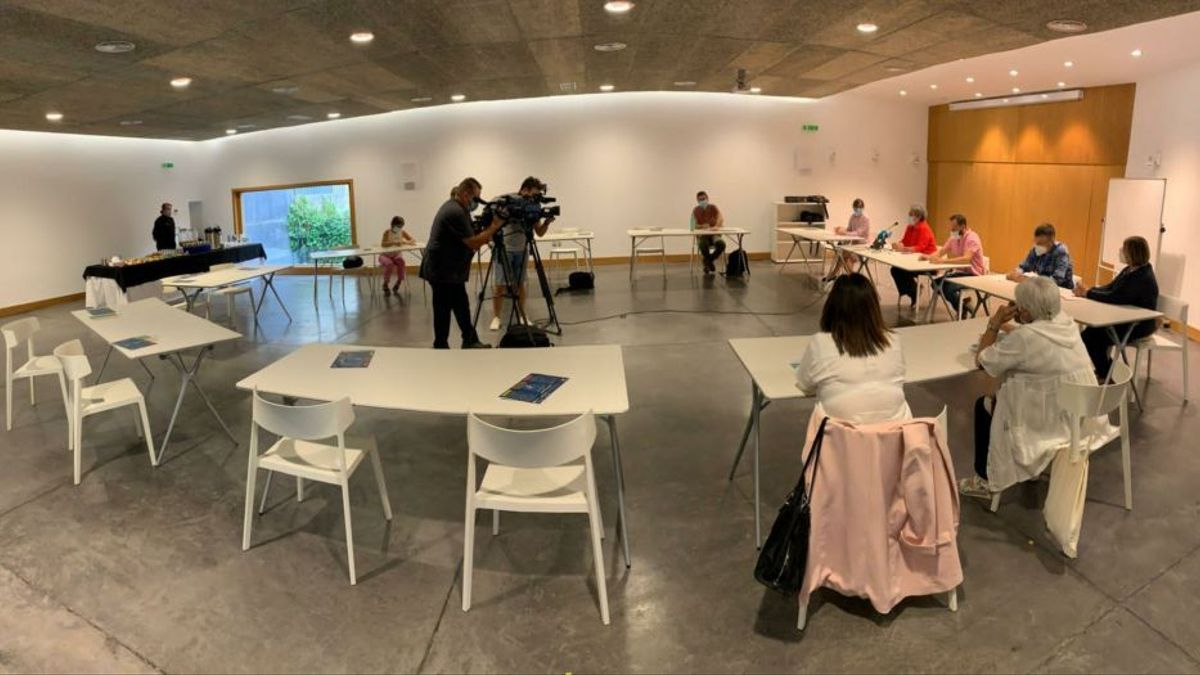 Jornada celebrada en Cáceres por la Concejalía de Servicios Sociales