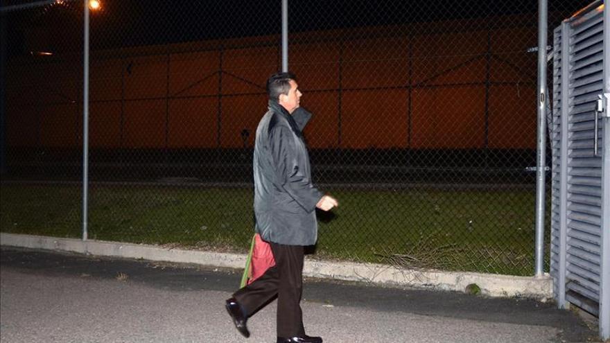 Matas sale de prisión días antes de cumplir la condena gracias a un permiso