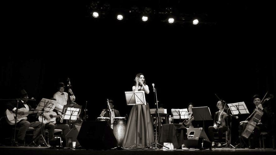 'Mujeres bolero', homenaje a Gertrudis Gómez de Avellaneda