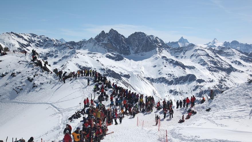 Patrouille des Glaciers.