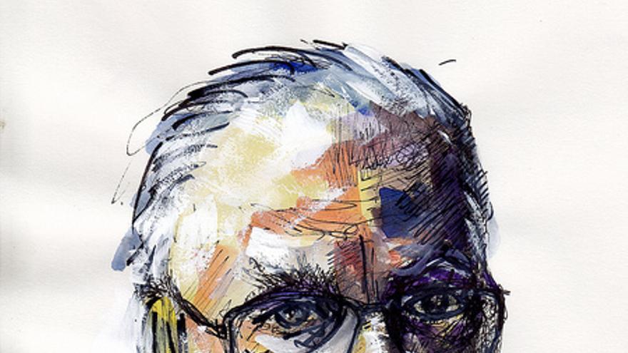 Camilo José Cela. Escritor y premio Nobel de literatura