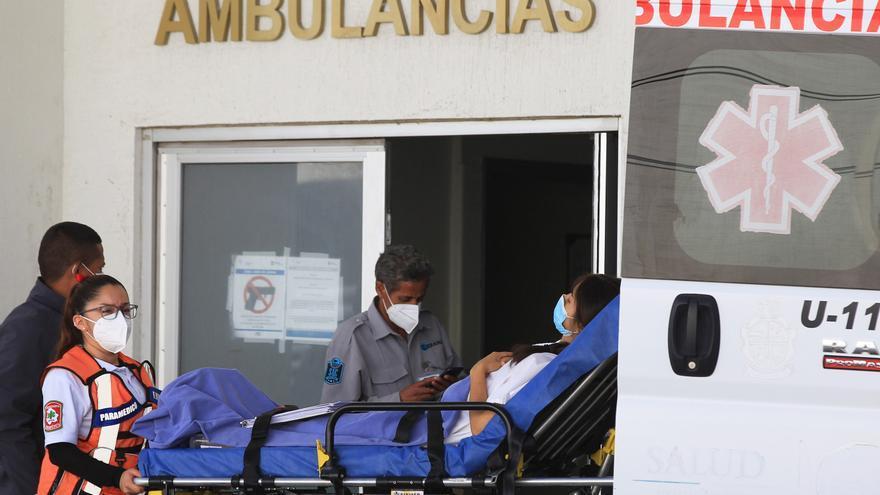 México incrementa un 12 % los casos de coronavirus pero bajan las muertes