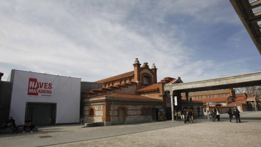 Nuevo centro de Artes Vivas del Matadero