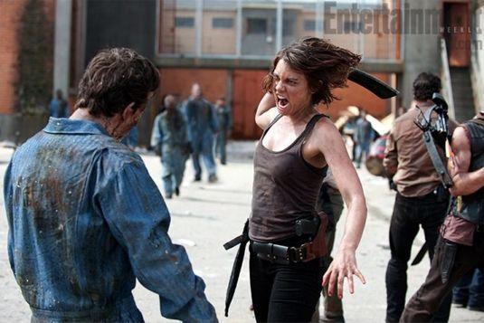 """""""The Walking Dead"""": teme a los vivos en el trailer de la tercera temporada, que llega el 15 de octubre a Fox España"""