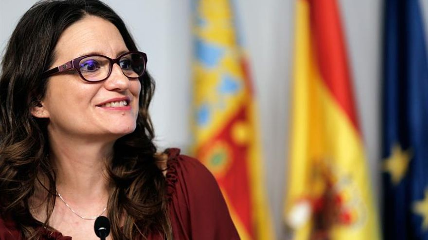 Oltra: El diálogo entre el Estado y Cataluña no puede tapar al resto de territorios