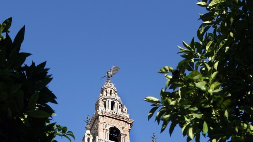 Patrimonio aprueba las obras de consolidación de la cara sur de la Giralda y el acondicionamiento del Barranco