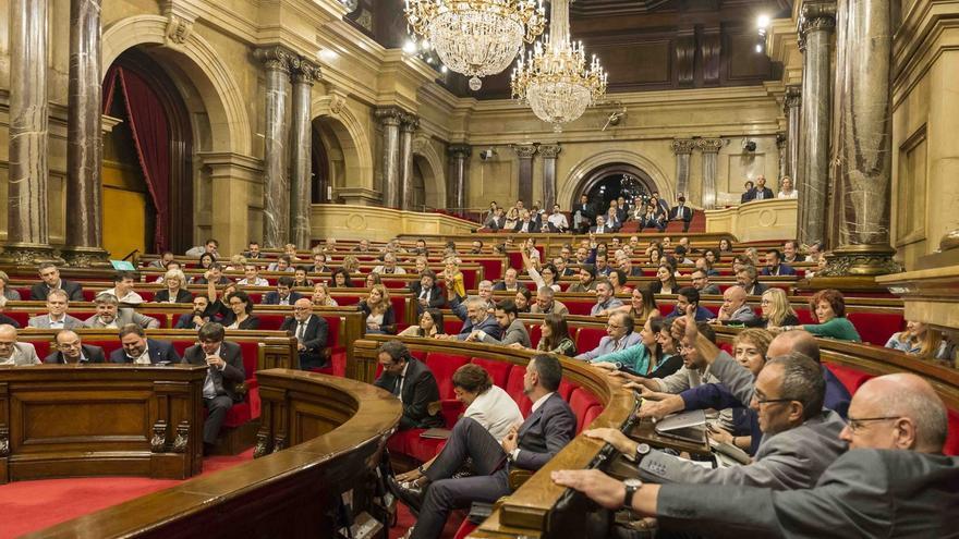 """El Parlament rechaza pedir al Govern que utilice los datos personales con """"finalidades legales"""""""