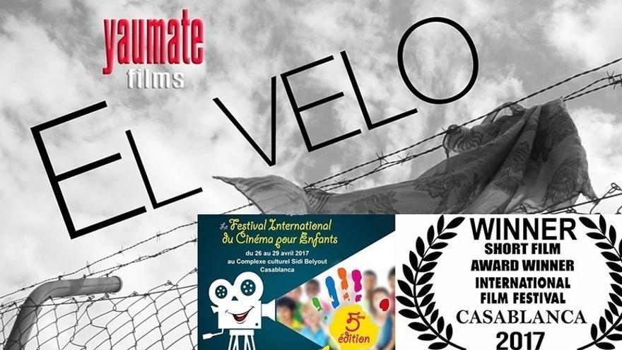 El cortometraje 'El Velo', con guión de un profesor de la UCO, premiado en el Festival de Casablanca