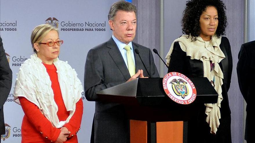 Las FARC llegan a su mínimo histórico con 7.200 integrantes, según Santos