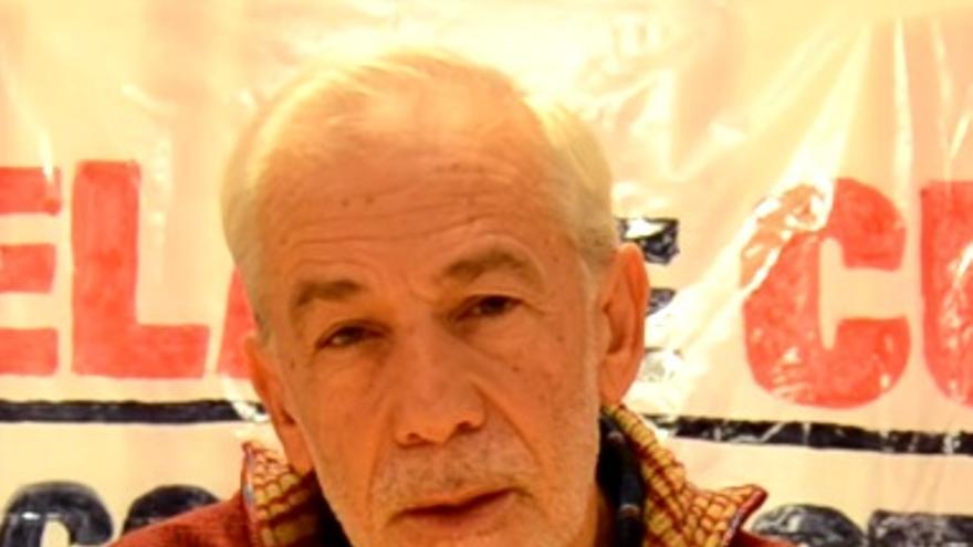 Carmelo Suárez, candidato del PCPC al Congreso de los Diputados por la provincia de Las Palmas