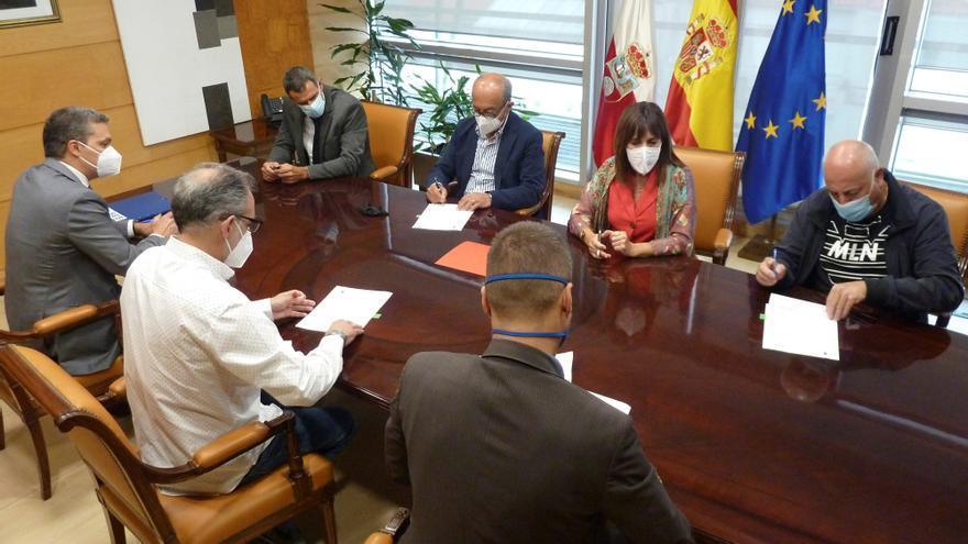 Cantabria respalda el plan de futuro de SEG Automotive basado en la electrónica, la innovación y las nuevas tecnologías