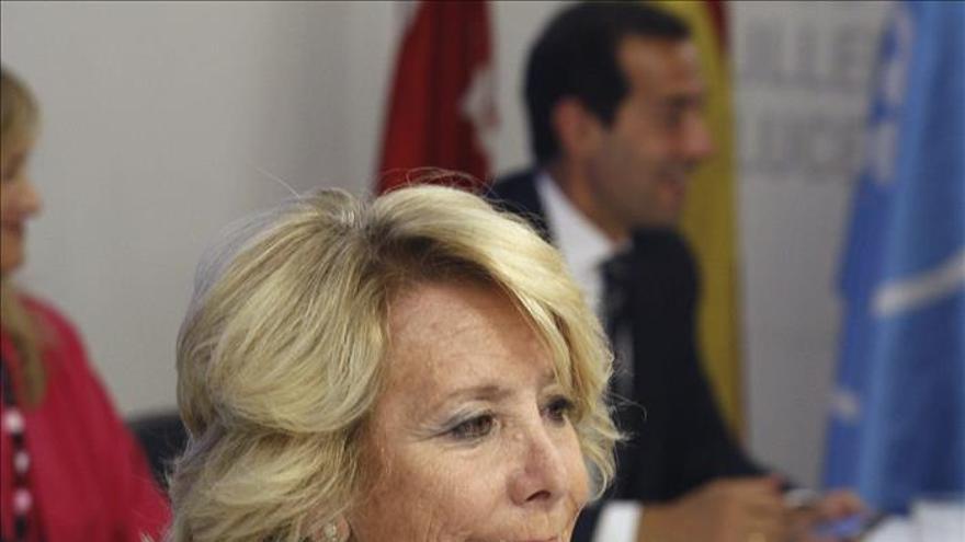 """Aguirre confía en que Rubalcaba no opte por """"las ruinas del comunismo"""""""