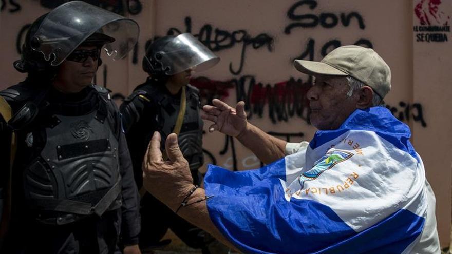Miles vuelven a las calles en Nicaragua a protestar en contra de Daniel Ortega
