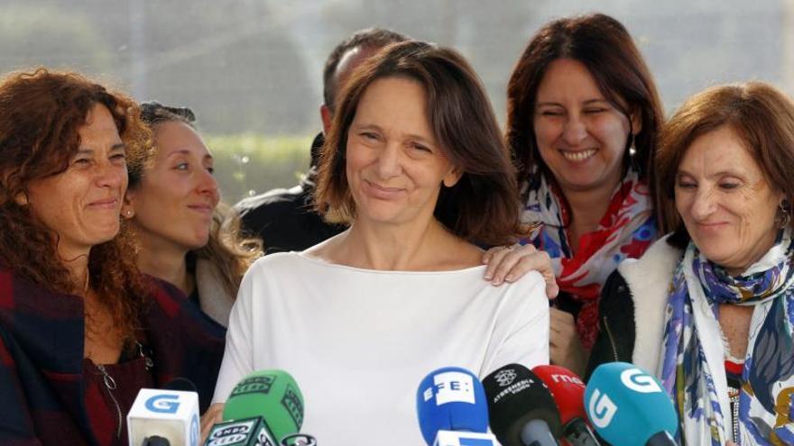 """Bescansa apoya a Errejón y dice que su decisión """"devuelve la esperanza"""""""