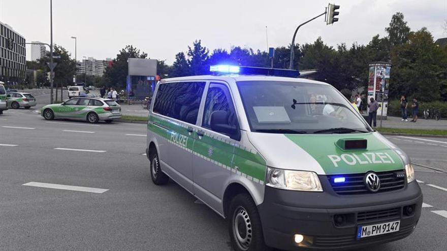 """Policía no advierte """"indicios de atentado islamista"""" en tiroteo de Múnich"""