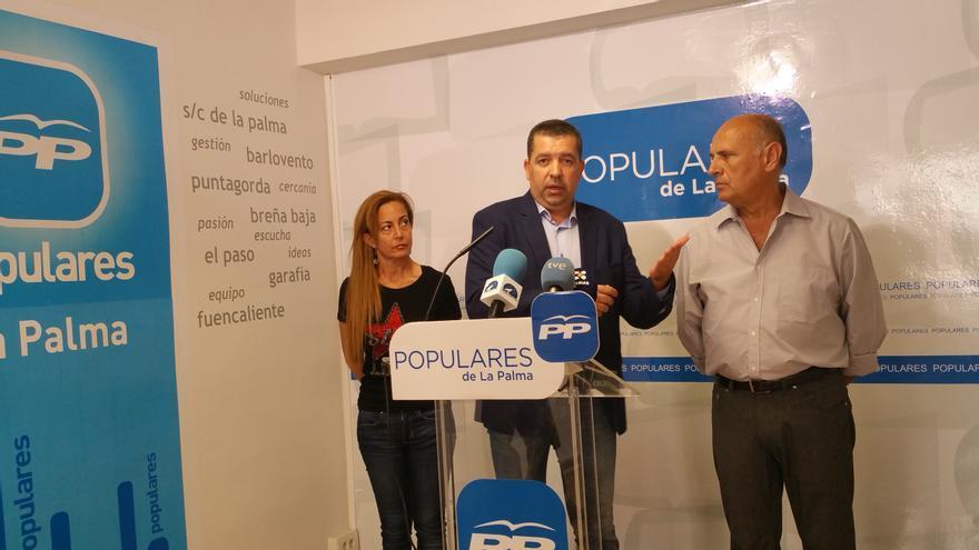 Juan José Cabrera en la rueda de prensa de este miércoles. Foto: LUZ RODRÍGUEZ.