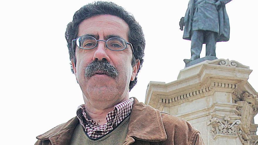 El escritor y periodista alicantino Mariano Sánchez Soler