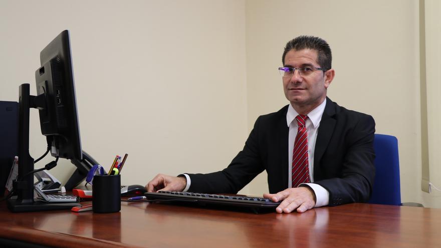 Francisco Marichal, concejal del área de Modernización en el Ayuntamiento de Arona