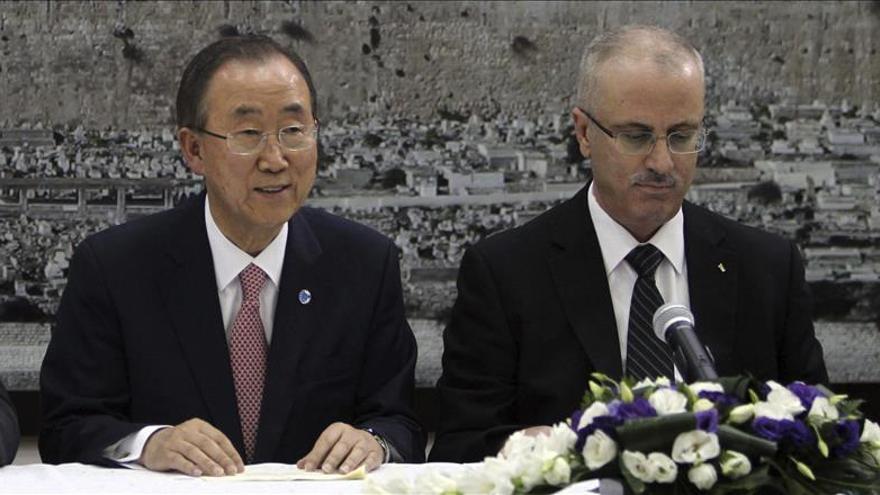 Kerry y Ban Ki-moon intensifican sus esfuerzos en Jerusalén y Ramala