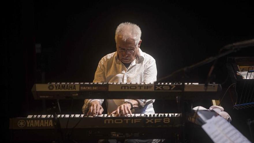 Clase maestra de Jazz Fusion a cargo de Ritenour y Grusin en Gran Teatro Córdoba