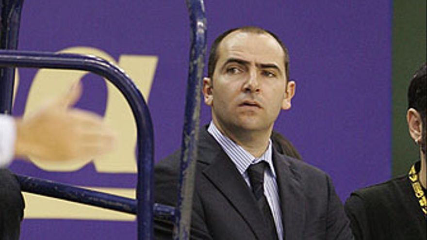 Himar Ojeda, director general del CB Gran Canaria. (QUIQUE CURBELO)