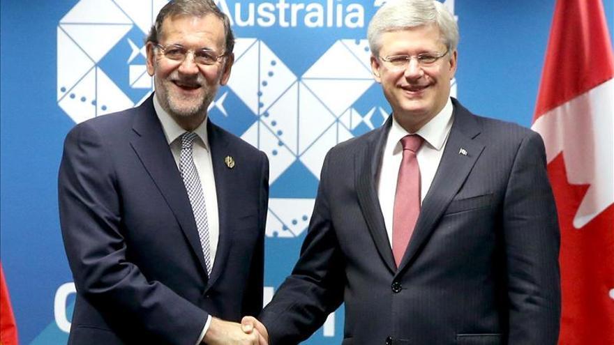 """Rajoy asegura que el G20 considera ya a España """"un ejemplo de superación"""""""