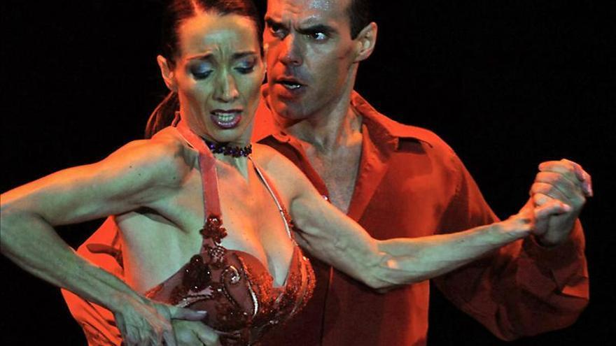 """Mora Godoy despierta en China la pasión por el tango con un show de """"lujo"""""""