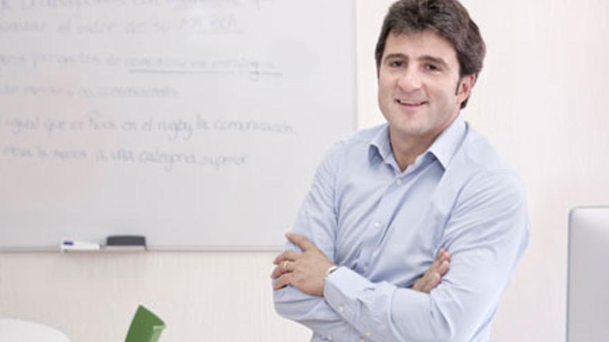 Nicolás Figueras, exdirector de la Sociedad de Proyectos Temáticos de la Comunitat Valenciana.