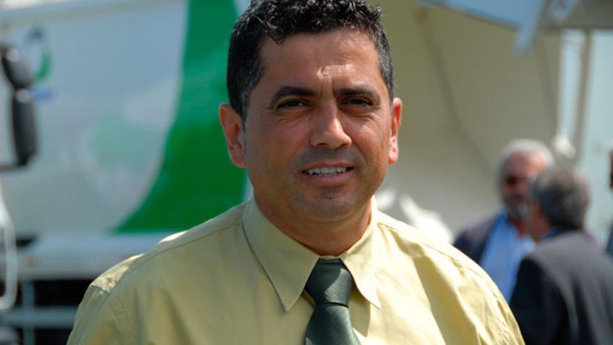 Manuel Correa. (DIARIO DE AVISOS / MOISÉS PÉREZ)