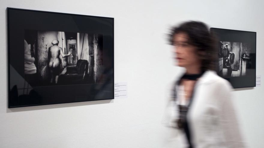 Exposición de Pep Bonet en el IVAM. Foto: Consuelo Chambó.