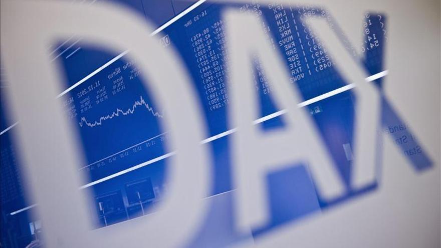 El Dax 30 de Fráncfort sube un 0,12 por ciento en la apertura