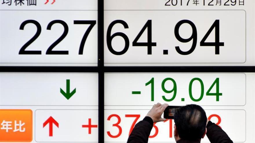 Los pedidos de maquinaria en Japón subieron un 8,2 por ciento en enero